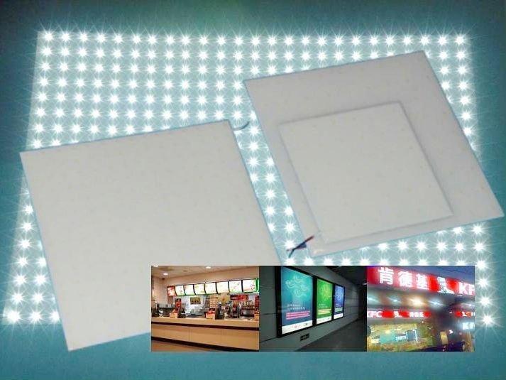 large size led panel backlight sign rx alf xinelam china manufacturer light box. Black Bedroom Furniture Sets. Home Design Ideas