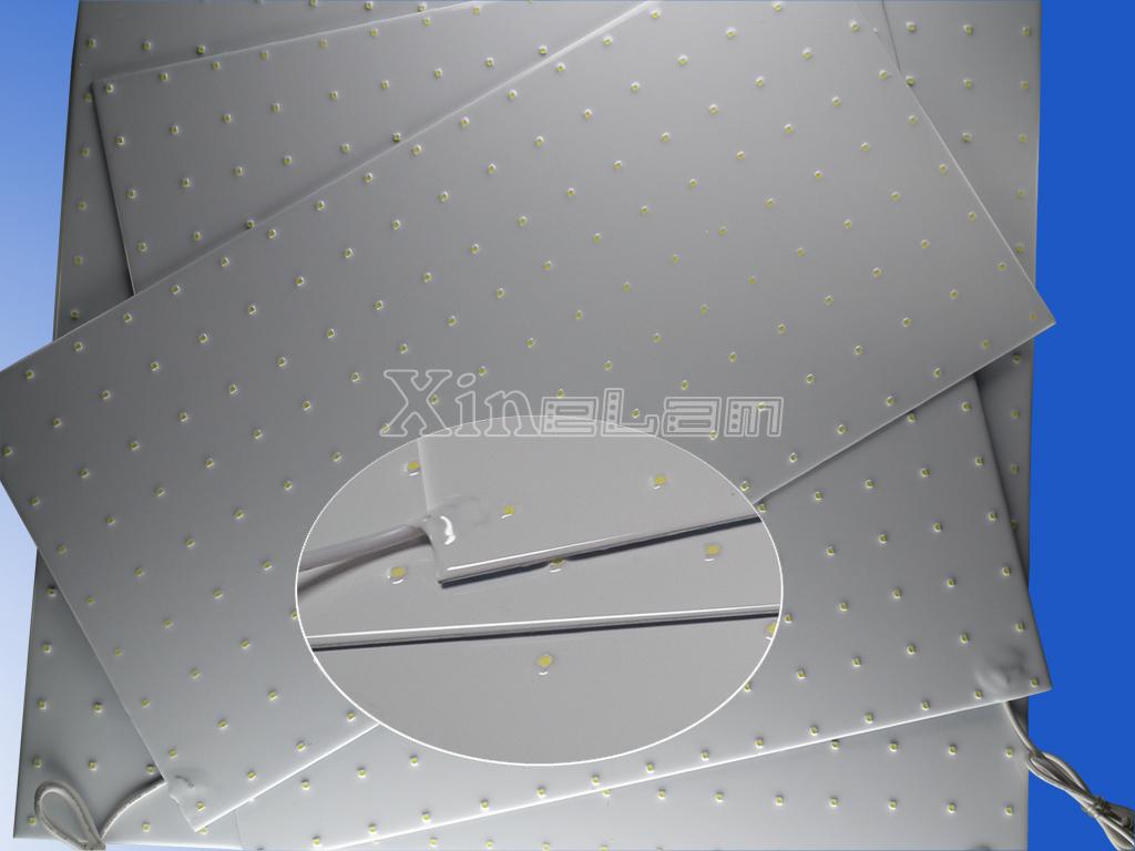 大尺寸LED面板專用於廣告燈箱 2