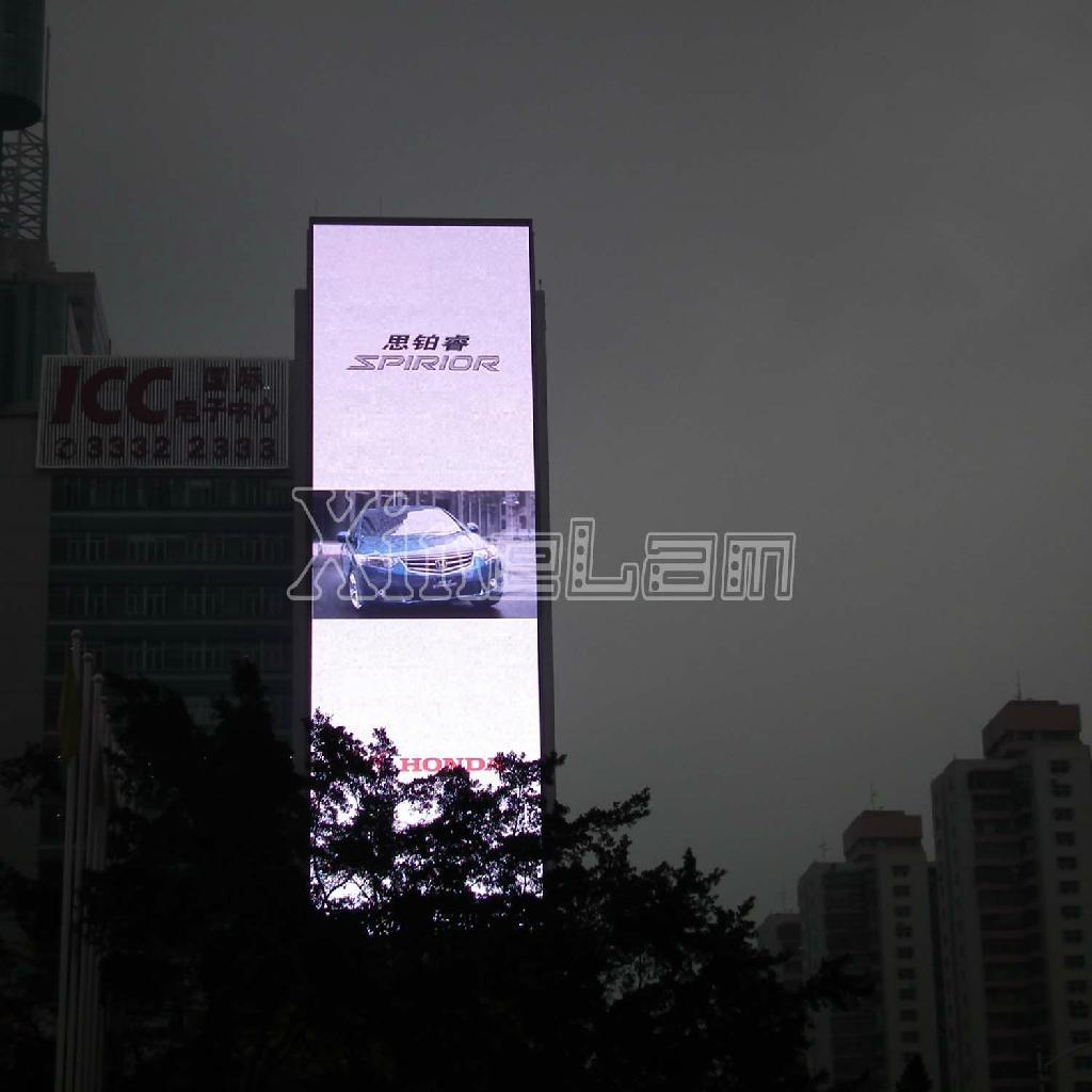 大尺寸LED面板專用於廣告燈箱 4