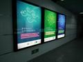 大尺寸LED面板專用於廣告燈箱 5