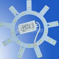 星型LED铝基板 5730-吸顶灯替代