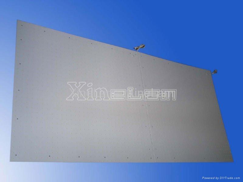 經濟型防水LED廣告背光鋁板 5