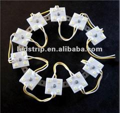 貼片rgb led 模組燈 恆壓12v供電