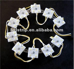 Top smd5050 rgb led module(waterproof) dc12v operated