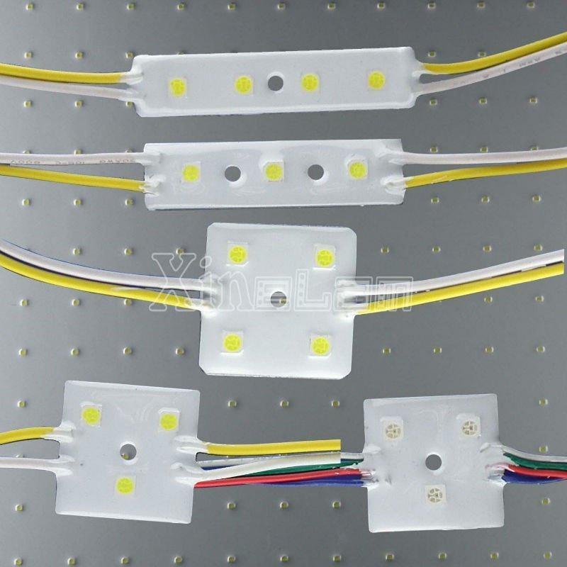 貼片rgb led 模組燈 恆壓12v供電 3