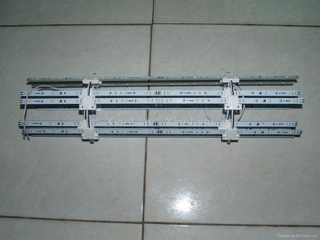 經濟型LED 軟捲簾 背光廣告燈箱(雙面燈可選) 3
