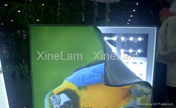 輕便易安裝貼片led廣告背光板(軟板 硬板可選) 3
