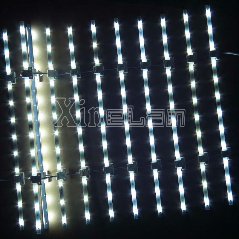經濟型LED 軟捲簾 背光廣告燈箱(雙面燈可選) 2