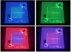 30x30,30x60,60x60cm dc12v led rgb modules advertising backlight purpose