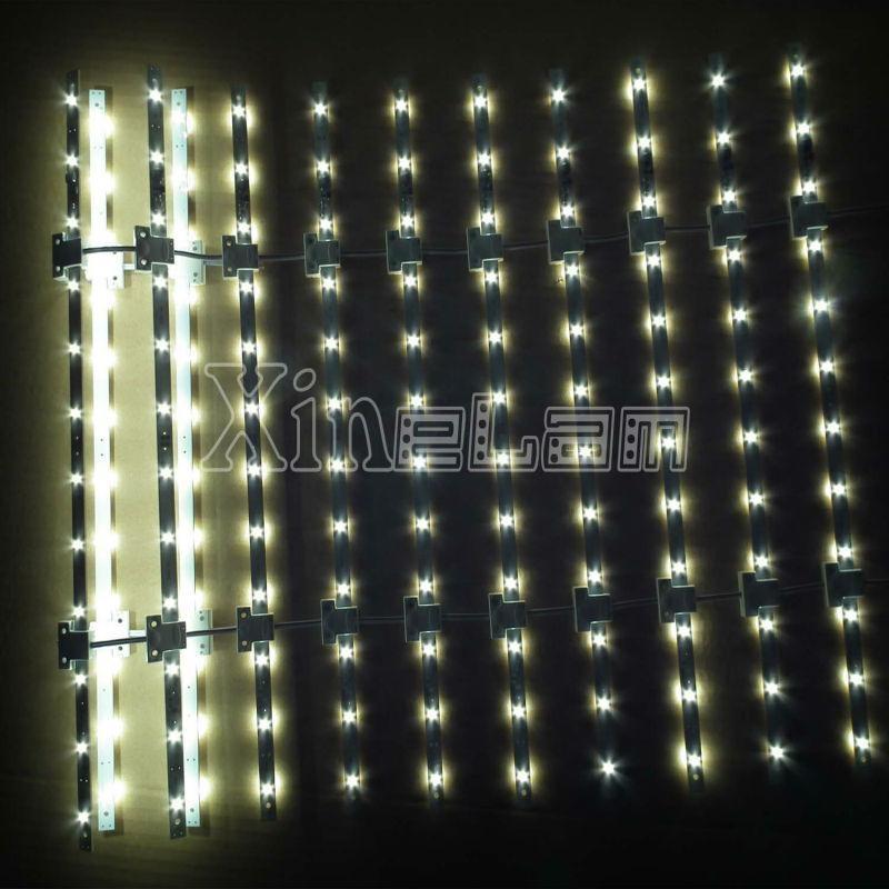 折疊式led背光捲簾燈條 1