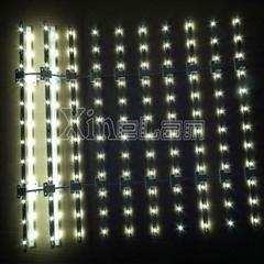 Folding led backlight strip Lattice-Innovation signs backlight