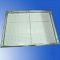 3mm slim rigid led ceiling lamp 100lm/w ip67 sizes customized 3