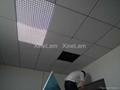 3mm slim rigid led ceiling lamp 100lm/w ip67 sizes customized 4