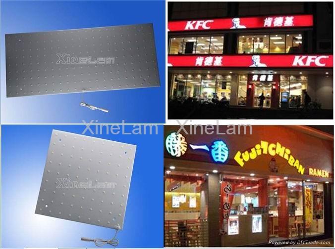 LED广告背光板 2