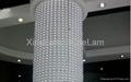 燈箱背光LED矩陣捲簾 5