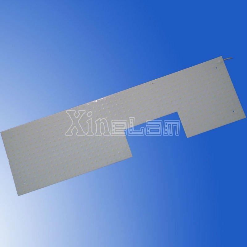 灌封黑色环氧 12V LED 灯板应用于广告背光 4