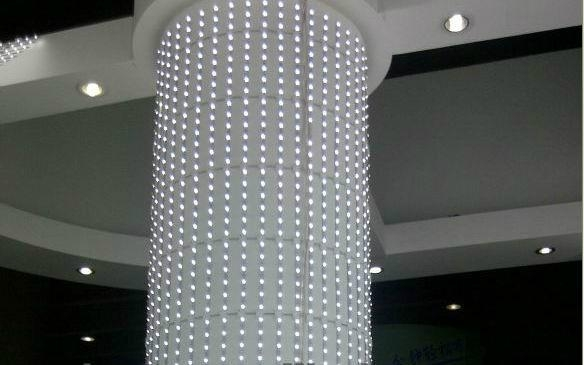 新型可折疊式廣告燈箱背光燈片 5