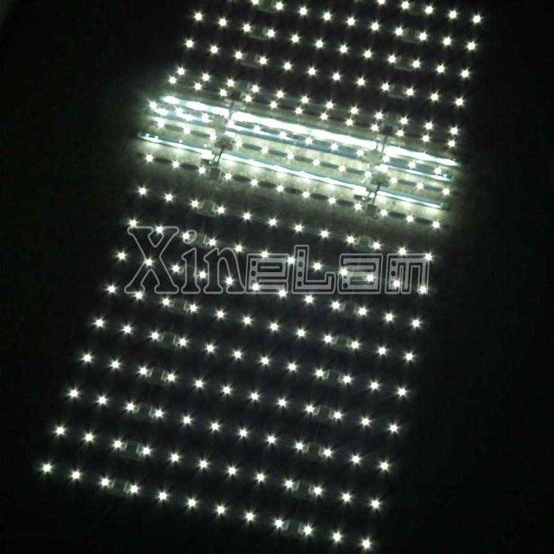 High Quality Led Strip Curtain For Large Sign Cabinets