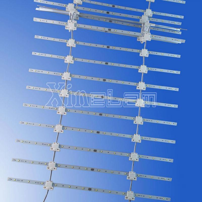 高質量LED捲簾用於大型廣告燈箱背光 3
