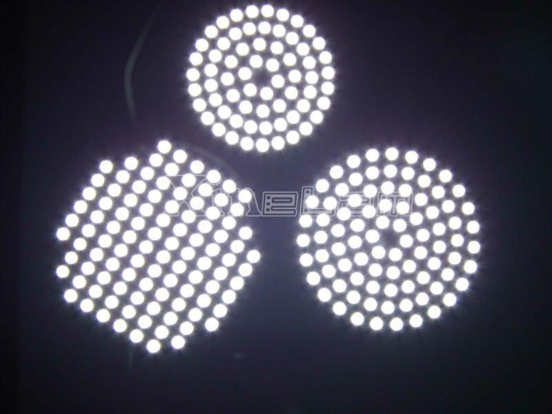 3毫米超薄独特设计LED圆形铝板灯 4