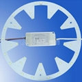 星型/齿轮型/花型LED吸顶灯套件-替代荧光灯管 2