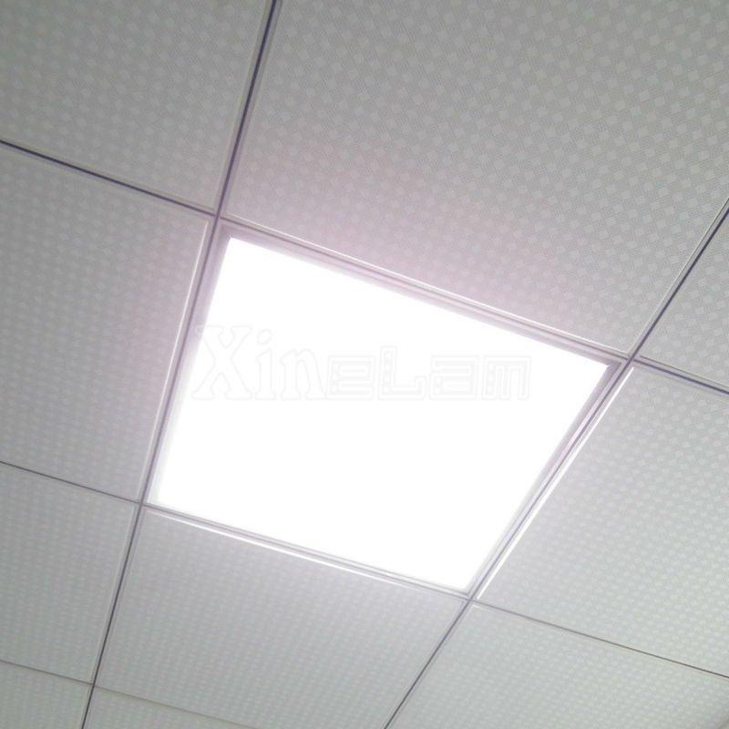 10毫米厚侧发光300x300 高端LED面板灯-无闪烁 4