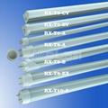 椭圆管18w LED T8 管灯120cm-无闪烁 5