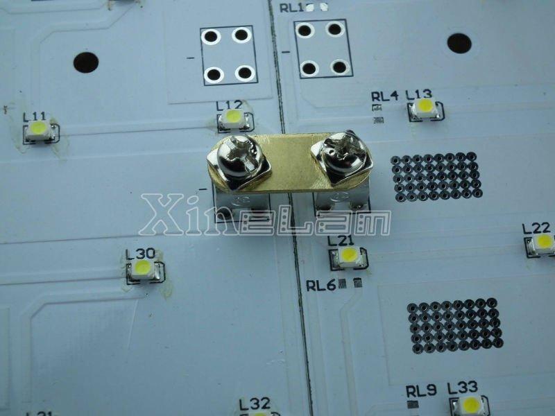 8W LED點陣背光面板專用於廣告燈箱/招牌 3