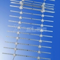 12V/24V 輸入超薄LED背光捲簾用於大尺寸廣告招牌 2