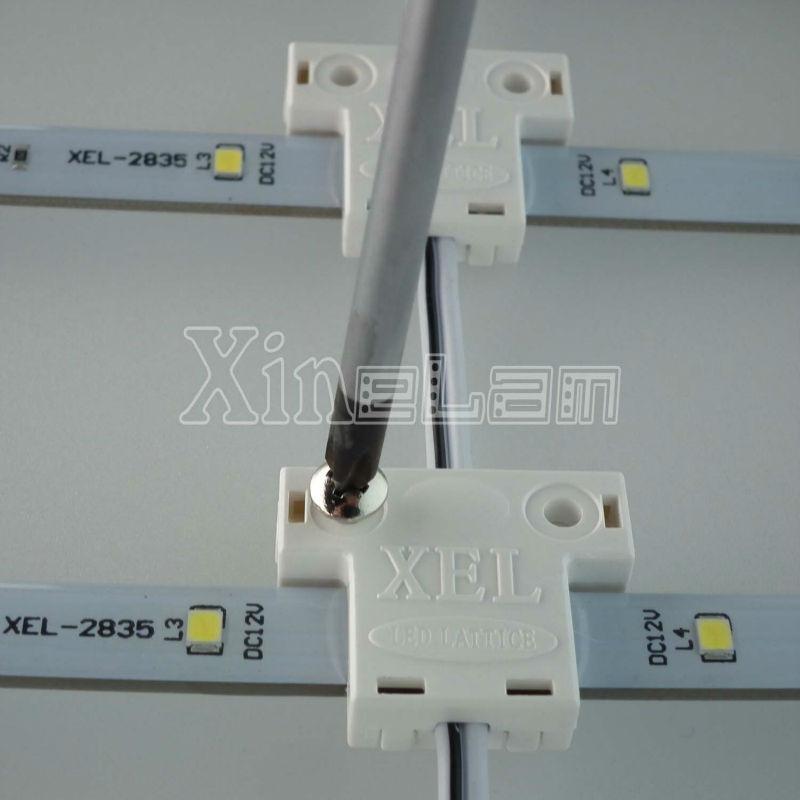 12v/24v slim led backlit lattice for big light boxes backlight 4