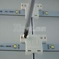 12V/24V 輸入超薄LED背光捲簾用於大尺寸廣告招牌 4