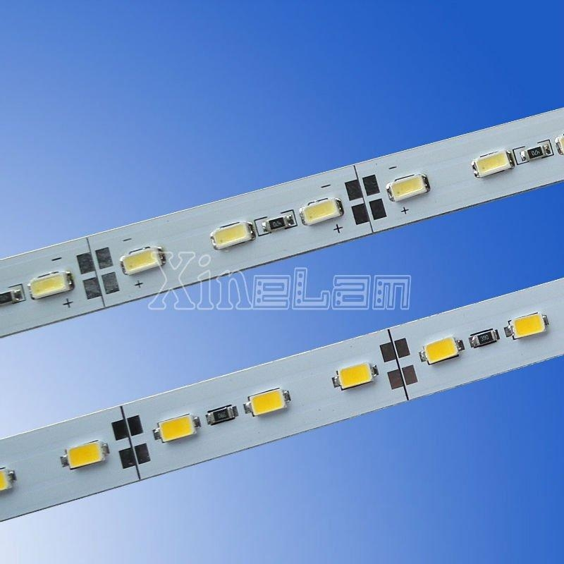 12V 不防水LED铝灯条-展柜陈列柜LED灯条 3