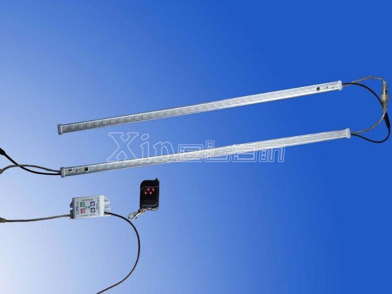 12 ~ 24v smd 5050 flat mini jewelry cabinet LED lighting bar 3