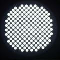 3mm thin slim round shape led panel light backlight 4