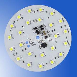 3mm 超薄 圓形LED面板燈背光 5