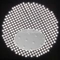 Bespoke LED pcb aluminium board 210mm 12V 10w 5050 LED-Hole Centre 4