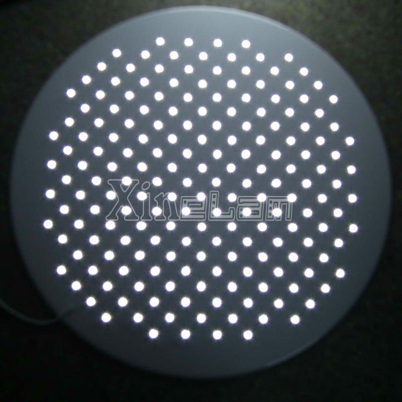 12V 圆形LED面板吸顶灯-替代荧光灯管 3