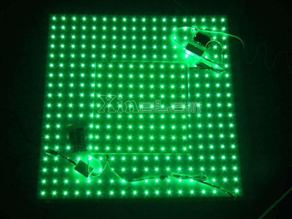 RGB LED 廣告背光面板 4