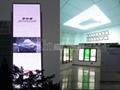 Economical slim led panel light backlit 60x60 30x30 30x60 5