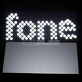 特別定製LED發光字-可防水 3