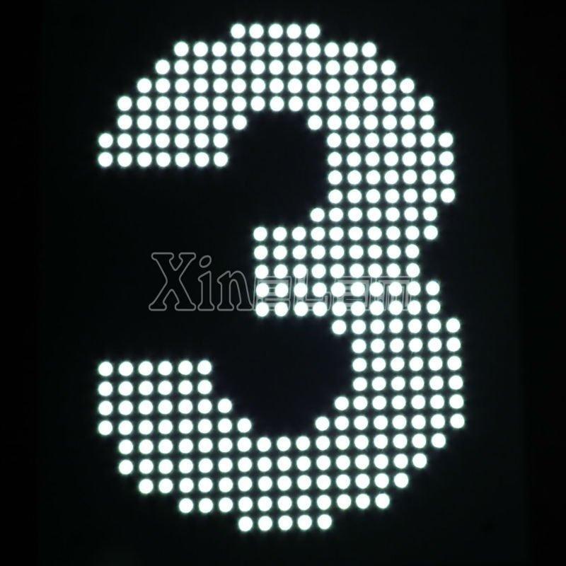 特別定製LED發光字-可防水 4