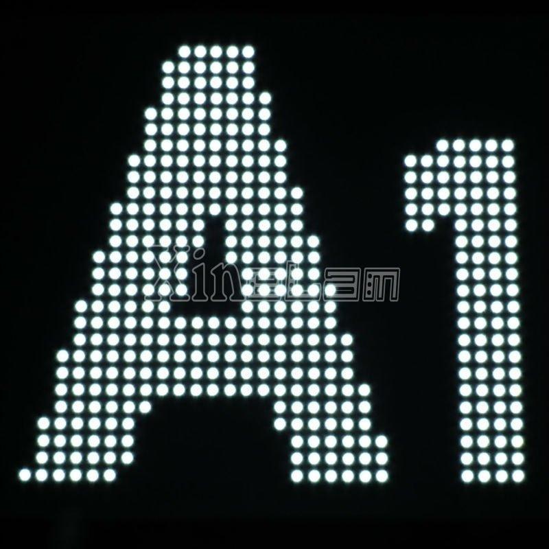 特別定製LED發光字-可防水 5