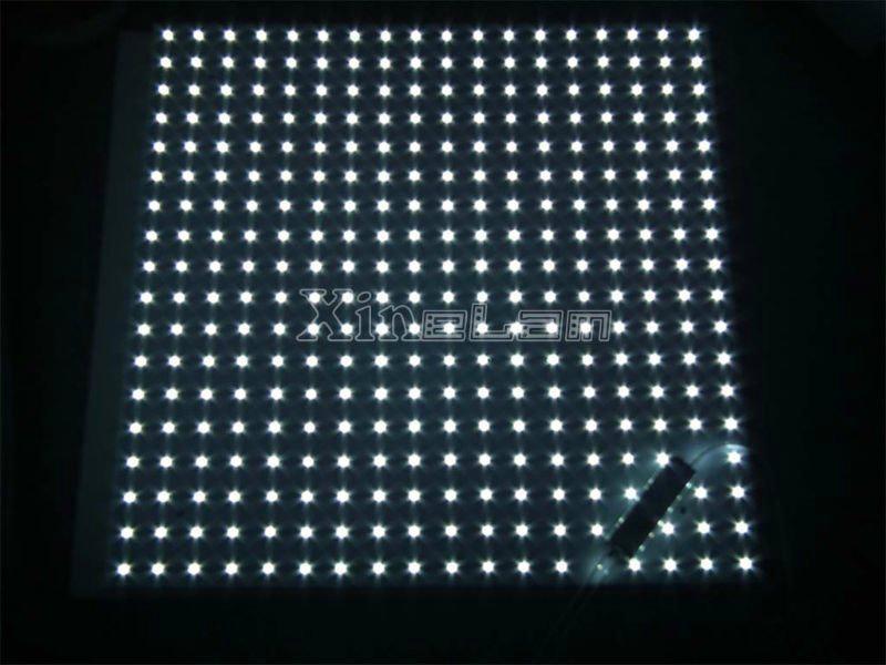 超薄LED铝板灯吸顶灯 4