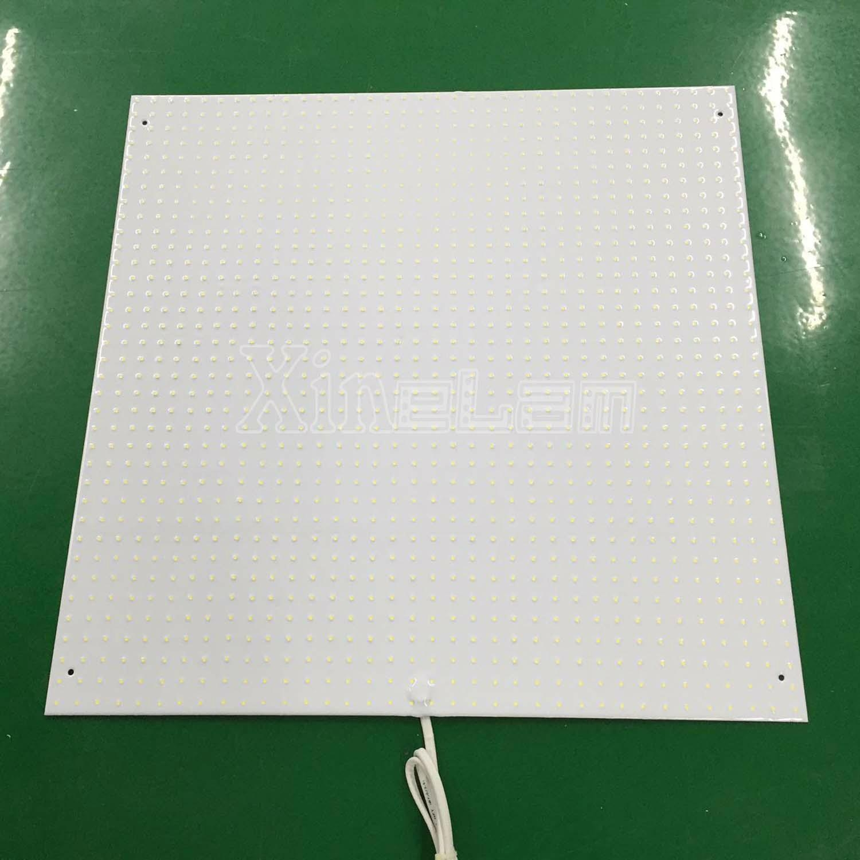 超薄LED铝板灯吸顶灯 6