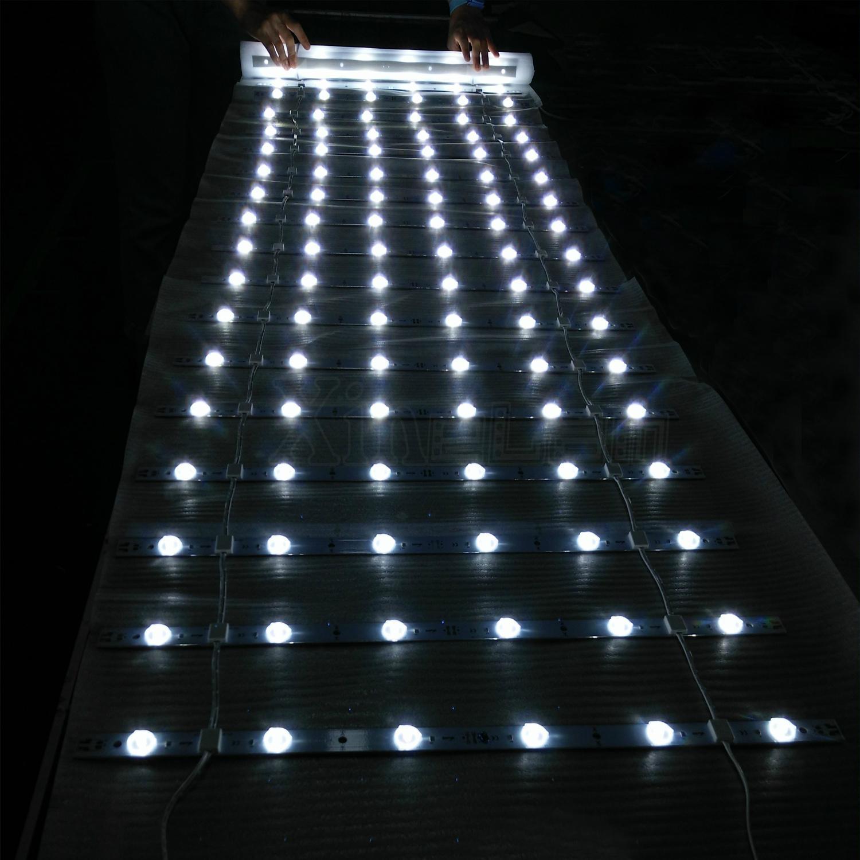 LED Lattice Backlight