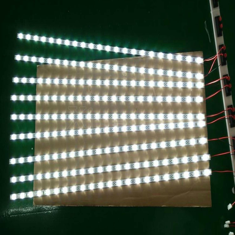 Spiral Arm LED Light Board