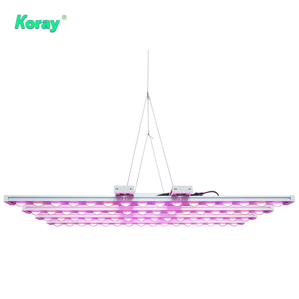 園藝水培商業垂直農場LED植物生長燈 1