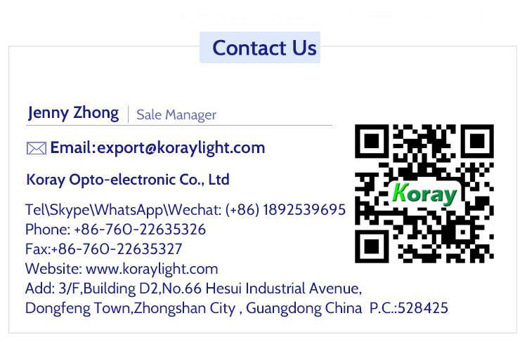 全光譜LED生長植物燈室內水培商用園藝頂光高功率模組陣列燈 11