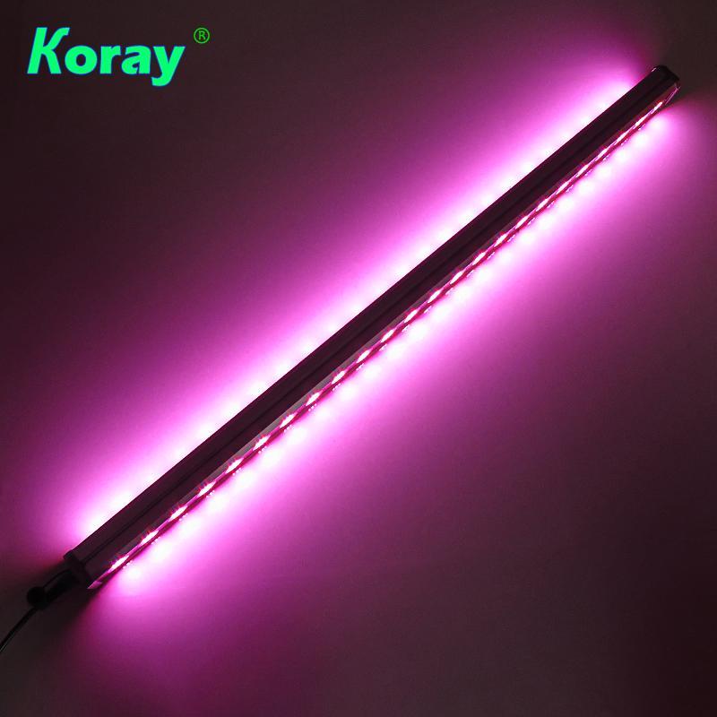 株间照明内置电源低温升植物灯模组大棚植物补光高空间层架种植灯 4