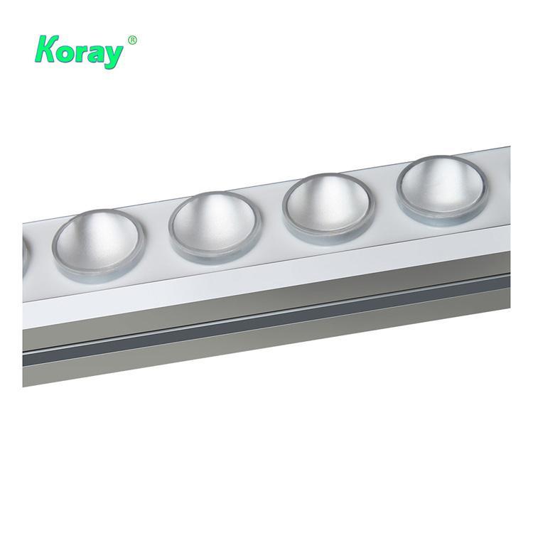 LED Grow Light Bar  Housing waterproof LED Light Bar For Lettuce Growth 4